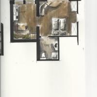 One-Bedroom Apartment C