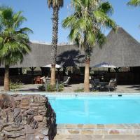 Hotellikuvia: Rooisand Desert Ranch, Chausib