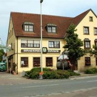 Hotelbilleder: Brauerei Gasthof Kraus, Hirschaid