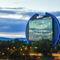 Zdjęcia hotelu: Radisson Blu Hotel Frankfurt, Frankfurt nad Menem