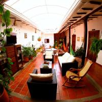 Hotel Pictures: Bacaregua Hostel, San Gil
