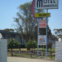 Hotellikuvia: Motel Dimboola, Dimboola