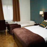 Small Triple Room (2 Adults + 1 Child)