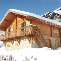 Chalet Sapins les Loups - Alpe d'Huez