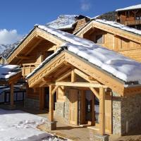 Hotel Pictures: Odalys Chalet Prestige Lodge, Les Deux Alpes