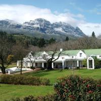 ホテル写真: Knorhoek Country Guesthouse, ステレンボッシュ