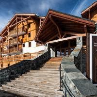 Hotel Pictures: Lagrange Vacances Les Chalets d'Emeraude, Hauteluce