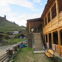 Hotellikuvia: Guesthouse Lasharai, Omalo