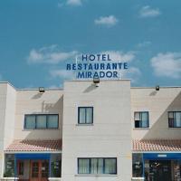 Hotel Pictures: Hotel Mirador, Velilla de San Antonio