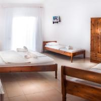 Double Room with two Extra Beds and Sea View