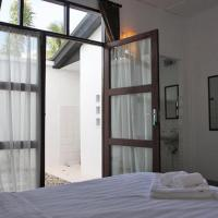 Double Room with Private Courtyard