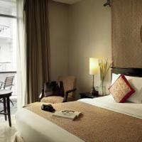 Deluxe Legacy Room with One King or Two Single Beds