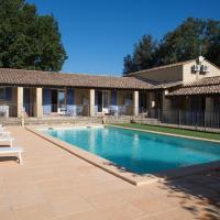 Hotel Pictures: Motel Le Clos De La Cerisaie, Castillon-du-Gard