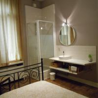 Basic Double Room with Private External Toilet