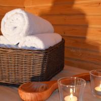 Two-Bedroom Villa with Sauna
