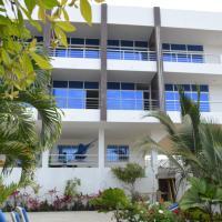 Hotel Pictures: Hosteria Perla Azul, Punta Blanca