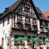 Hotel Pictures: Hotel Restaurant Alte Brauerei, Karlstadt