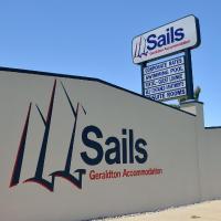Fotografie hotelů: Sails Geraldton Accommodation, Geraldton
