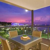 Zdjęcia hotelu: Darwin Wharf Escape Holiday Apartments, Darwin