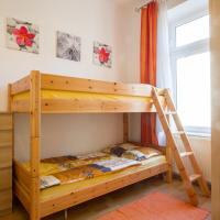 One-Bedroom Apartment with Sofa Bed (4 Adults)