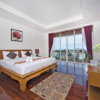 Deluxe Two-Bedroom Apartment Sea View with Private Pool