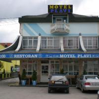 Hotel Pictures: Motel Plavi, Tešanj