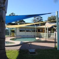 Zdjęcia hotelu: Pleasurelea Tourist Resort & Caravan Park, Batemans Bay