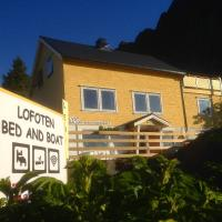 Lofoten Bed and Boat