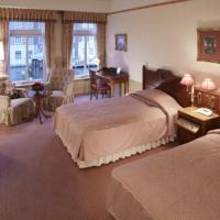 Twin Room with Huis Ten Bosch Day Passport