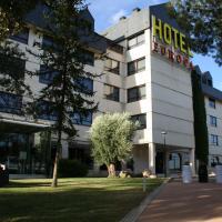 Hotel Pictures: Europa Centro, Magaz De Pisuerga