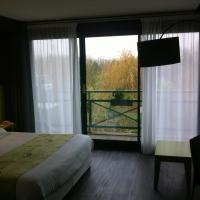Double Room with View on the Golf Court