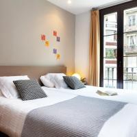 Florida Blanca Comfort Two-Bedroom Apartment (4 Adults)