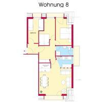 Appartement Haus Merian 8