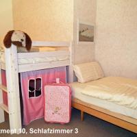 Appartement Haus Merian 10