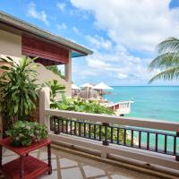 Beachfront  Double Room with Balcony