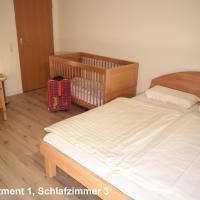 Appartement Haus Merian 1