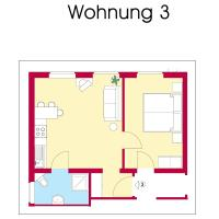 Appartement Haus Merian 3