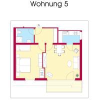 Appartement Haus Merian 5