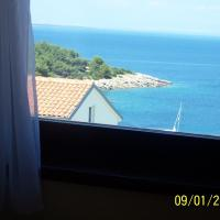 Two-Bedroom Apartment with Balcony and Sea View (4 Adults)