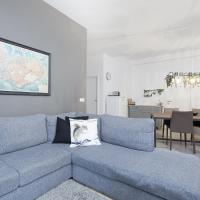 Two-Bedroom Apartment - Ground Floor - Odinsgata 5