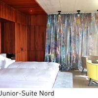 Junior Suite with Balcony