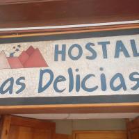 Hotel Pictures: Hostal Las Delicias, Vicuña
