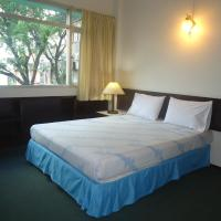 Classic Double or Twin Room with City View