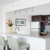 Luxury King Room with Mountain View and Kitchen