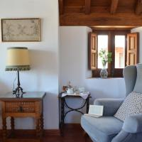 Deluxe Double or Twin Room with Alhambra View