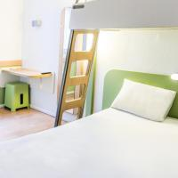 Double Room with Bunk Bed (3 Adults)