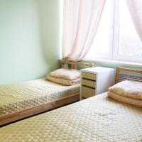 Bed in 4-Bed Male Dormitory Room