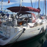 Boat in Santa Cruz de Tenerife (13 metres)