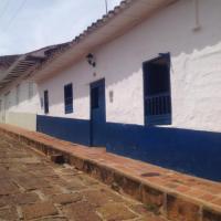 Casa Colonial en Barichara