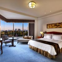 Premier King Room with Garden View and Spa Access - Non-Smoking
